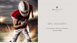 NFL KICKOFF at CAVA 15