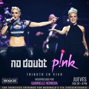 No Doubt & Pink - Special Tribute by: Gabrielle Herrera