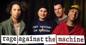 Rage Against The Machine Tribute