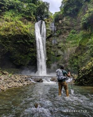 Ruta Cascadas La Yeguada