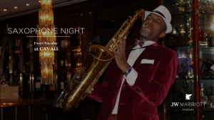 Saxophone Night