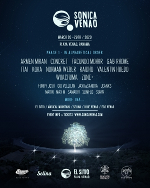Sonica Venao Annual Art & Music Gathering