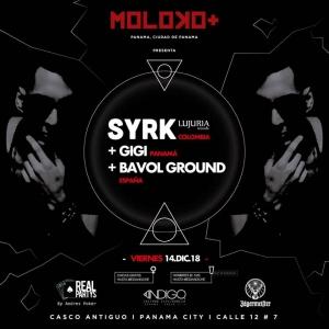 Syrk, Gigi, Bavol Ground