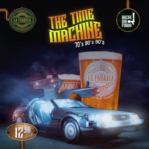 The Time Machine 70's 80's 90's