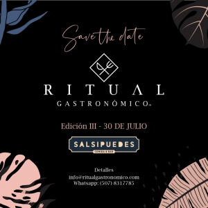The visit of the gastronomic ritual