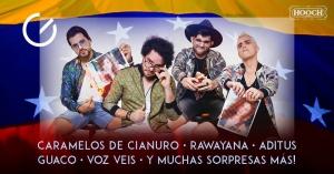 Tribute to Venezuelan Music - By: Grupo Grado