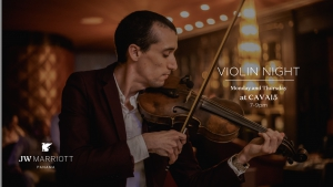 Violin with Yandri Sotolongo