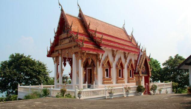Legend of Wat Tham Yai Prik
