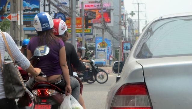 Street Smarts in Thailand