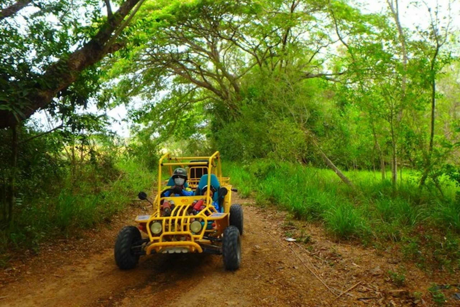 2-Hour ATV Off-Road Adventure Tour with Meal