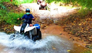 ATV Pattaya Jungle Adventures