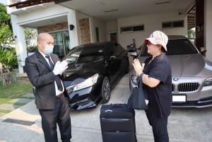 Bangkok: To/From Pattaya 1-Way Private Luxury Transfers