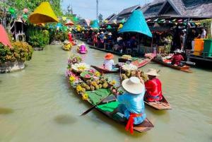 Floating Market Admission Ticket
