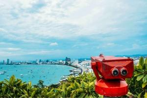 From Bangkok: Pattaya Beach & Coral Island Small Group Tour