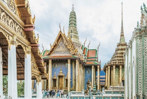 From Bangkok Temples Full-Day Tour