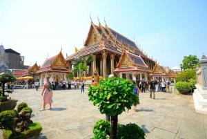 From Pattaya: Bangkok Temples Full-Day Tour
