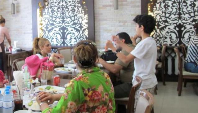 Pardis -Iranian Restaurant Pattaya