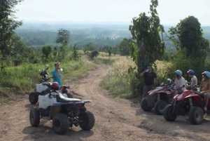 Pattaya: 2-Hour Advanced ATV Off-Road Tour with Meal
