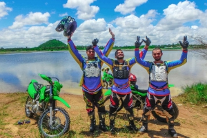 Pattaya: 3-Hour Guided Enduro Tour with Meal