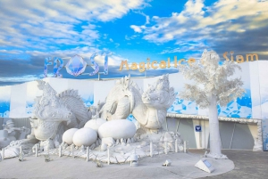 Pattaya: Frost Magical Ice of Siam Admission Ticket
