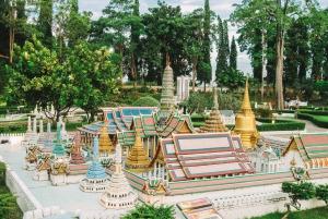 Pattaya: Full-Day Instagram City Tour