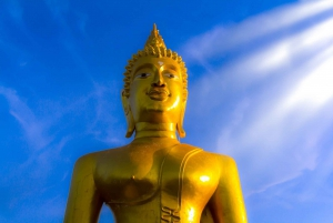 Pattaya: Private Car or Minibus Charter with Driver