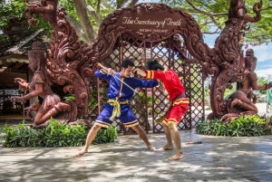 Pattaya: The Sanctuary of Truth Discounted Admission Ticket
