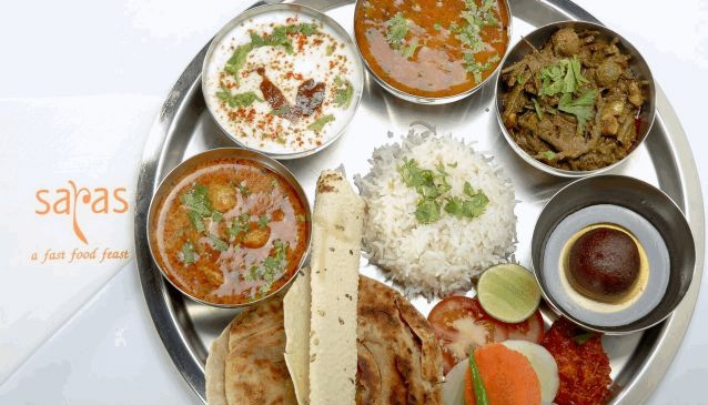 Saras Vegetarian Restaurant Pattaya