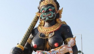 Sunthorn Phu Statue