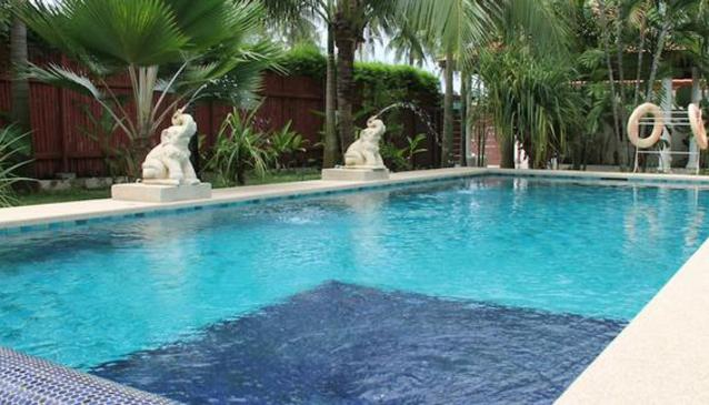 Thai Thani Pool Villas Pattaya