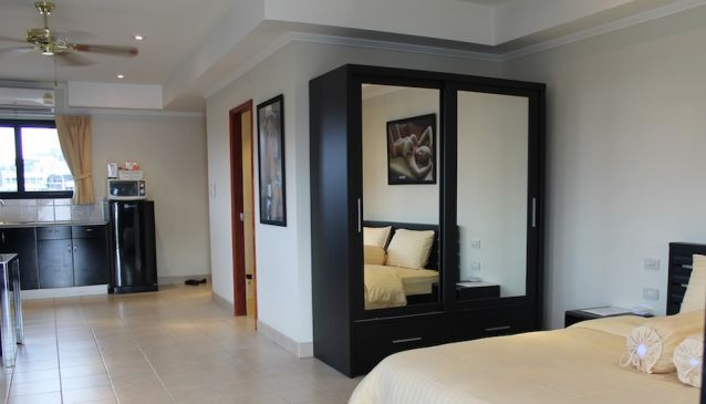 The Class Rooms Hotel Pattaya