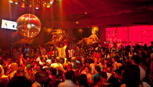 The Mixx Club and Discotheque