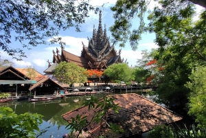 The Sanctuary of Truth Discounted Admission Ticket
