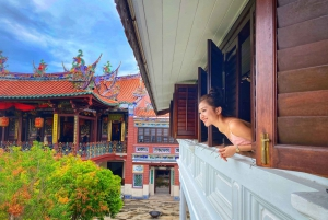 George Town: Half-Day UNESCO World Heritage Sites Tour