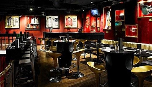 Hard Rock Café Bar