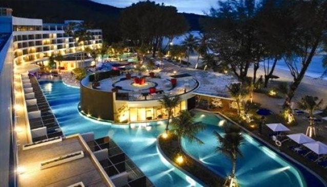 Hard Rock Hotel In Penang My Guide