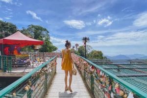 Penang: Iconic Temples and Penang Hills Half-Day Tour
