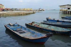 Penang: Self-Guided Audio Tour