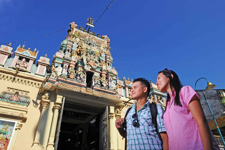Private Penang City Tour w/ Penang Hill & Kek Lok Si Temple