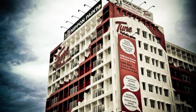 Tune Hotels Downtown Penang