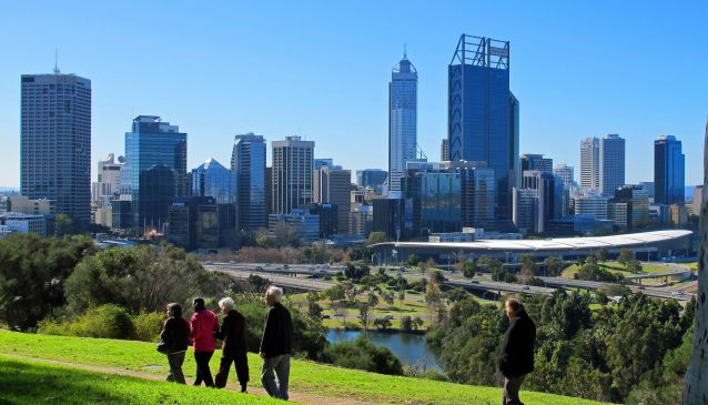 TOP 12 ATTRACTIONS IN PERTH
