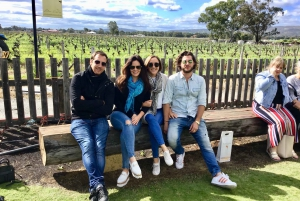 Afternoon Swan Valley Wine Tasting with Transportation