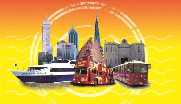 City Sightseeing Perth Tour