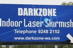 Darkzone Indoor Laser Skirmish