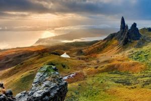 Edinburgh: Isle of Skye & Highlands 3-Day Spanish Bus Tour