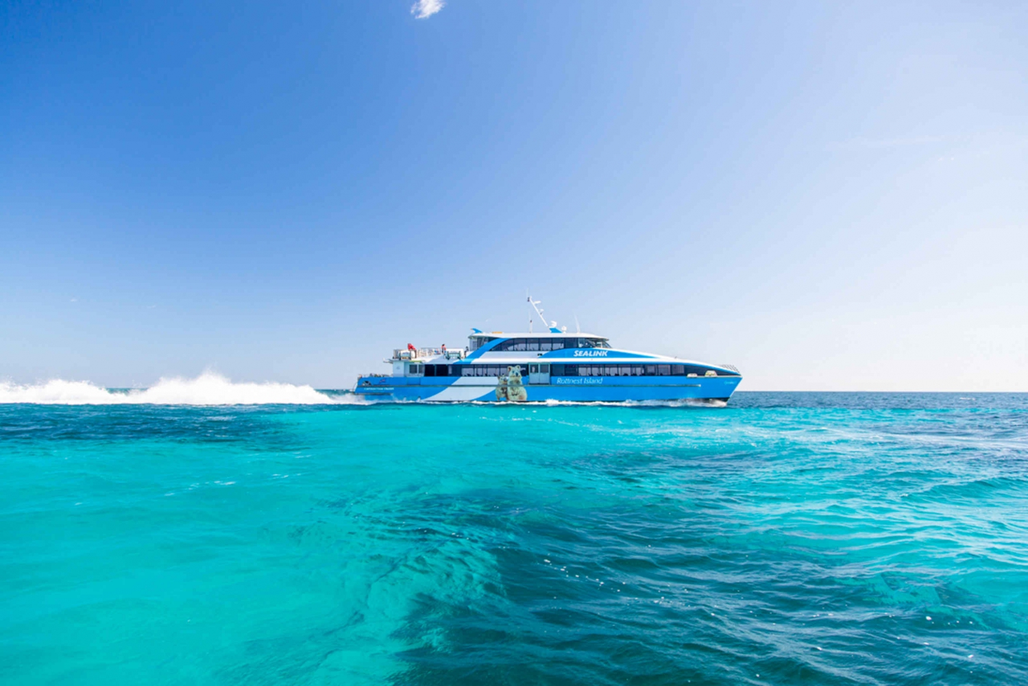 Fremantle: Rottnest Island Ferry Tickets & Admission