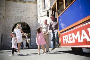Fremantle Tram Tour & Fremantle Prison Entry Ticket