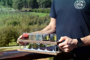 From Artisan Wine and Cider Tour with Tastings