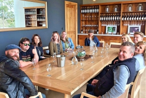 From Dunsborough/Busselton: Margaret River Wine Adventure