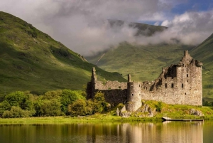 From Edinburgh: Highland Lochs, Glens, and Castles Tour